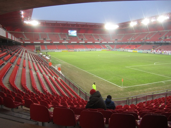 Stade du Hainaut, Valenciennes