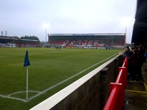 London Borough of Barking & Dagenham Stadium, Dagenham, Essex