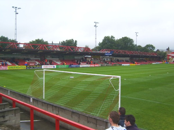 Fraser Eagle Stadium, Accrington, Lancashire