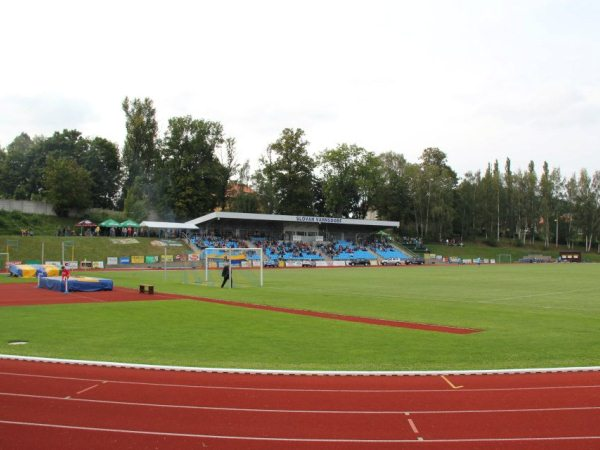 Stadion v Kotlin, Varnsdorf