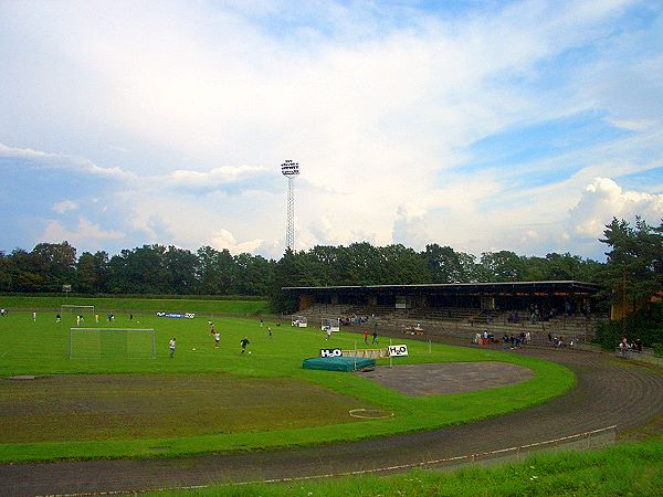 Gentofte Stadion, Gentofte