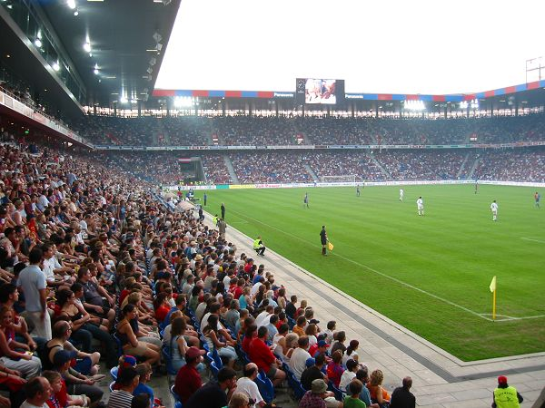 St. Jakob-Park, Basel