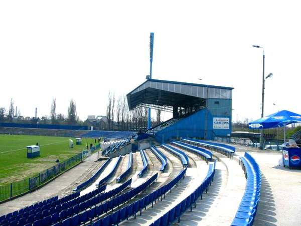 Stadion Miejski ul. Cicha, Chorzw