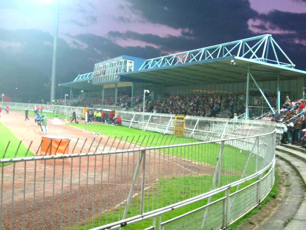 Stadion MOSiR, Wodzisaw lski