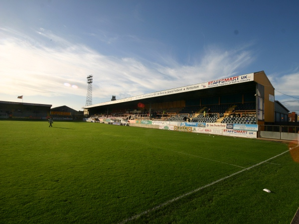 The Jakemans Stadium, Boston, Lincolnshire
