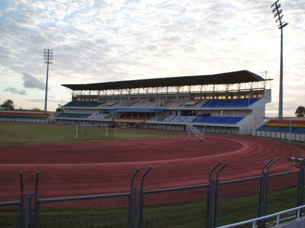Anjalay Stadium, Belle Vue, Mapou