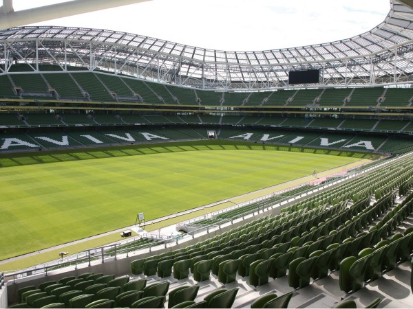 Aviva Stadium, Dublin
