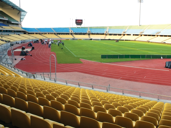 Royal Bafokeng Stadium, Phokeng, NW