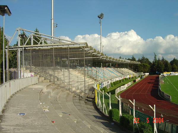 Stadio Pietro Barbetti, Gubbio