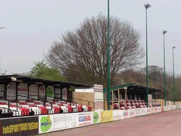 Hornchurch Stadium, London
