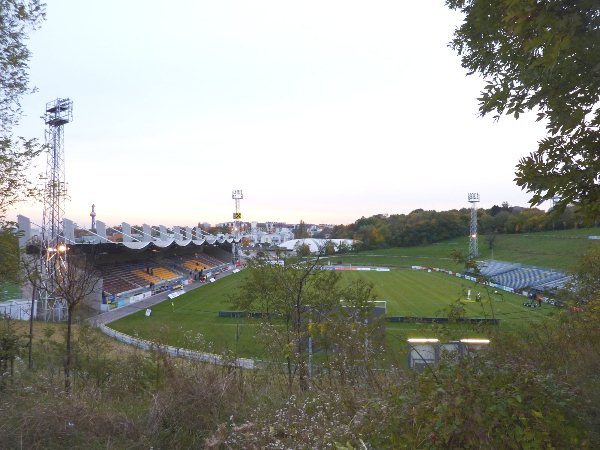 Stadion Hohe Warte, Wien