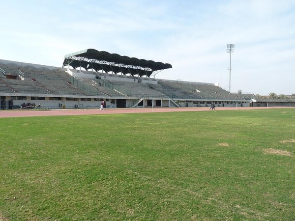 Punjab Stadium, Lahore