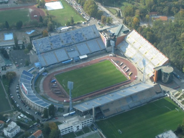 Stadion Maksimir, Zagreb