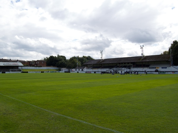 The Chorley Group Victory Park Stadium, Chorley, Lancashire