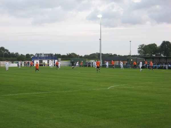 Kellamergh Park, Warton, Lancashire