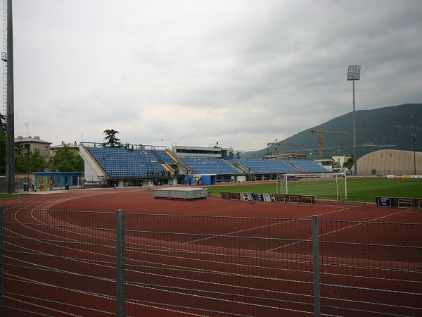 Sportni Park, Nova Gorica