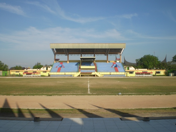 Stadion GOR Haji Agus Salim, Padang