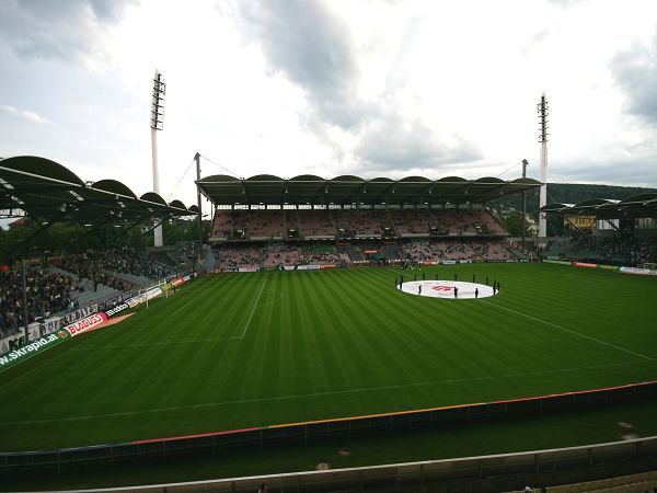 Gerhard-Hanappi-Stadion, Wien