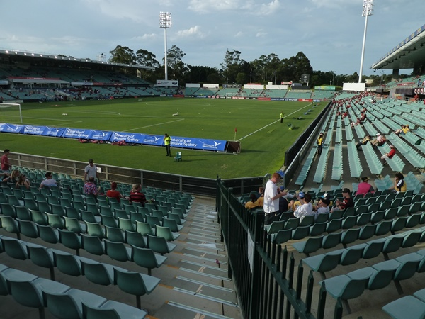 Parramatta Stadium, Parramatta