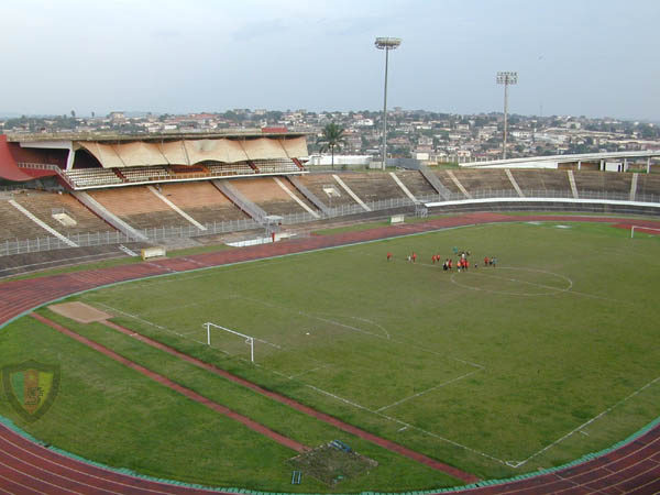 Stade Omnisport Ahmadou Ahidjo, Yaound