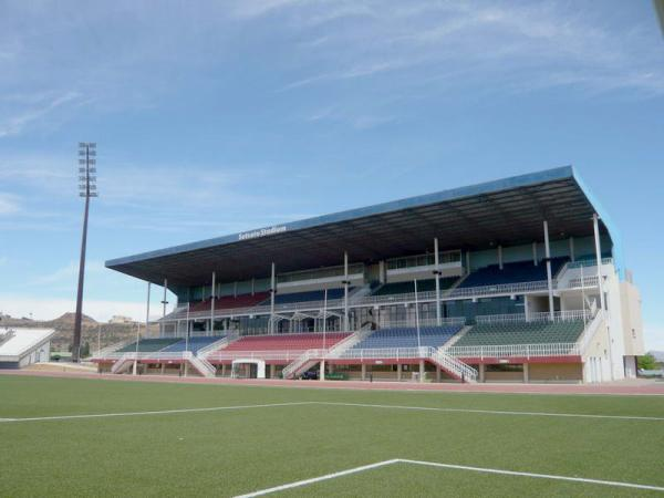 Setsoto Stadium, Maseru