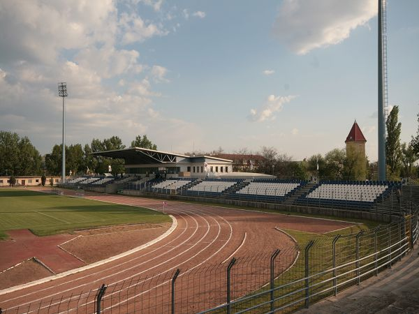 Szkti Stadion, Kecskemt