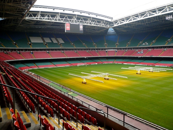 Millennium Stadium, Cardiff (Caerdydd)