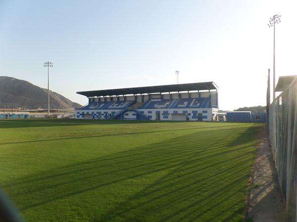 Al-Taawon Club Stadium, Ash Sha'm