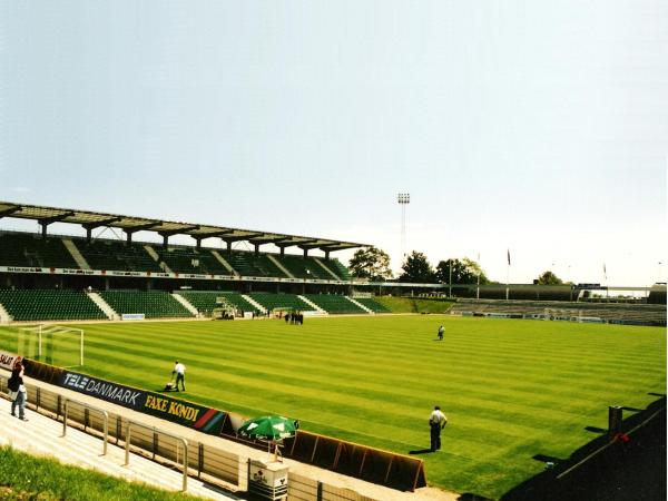 Gladsaxe Stadion, Sborg