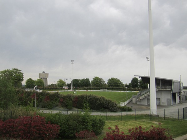 Stade Jean Dasnias, Saint-Aubin-sur-Scie