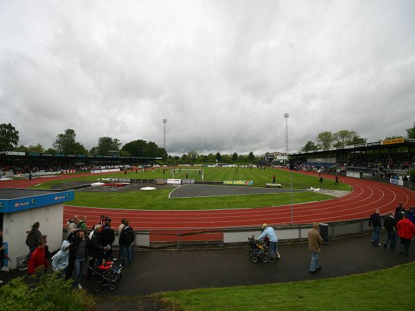 Lyngby Stadion, Lyngby