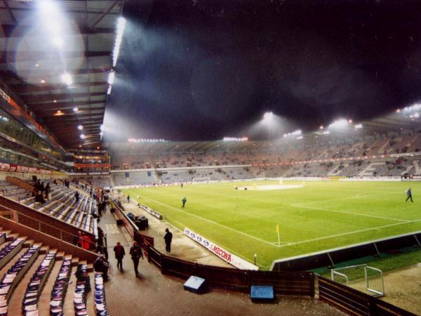 Cristal Arena, Genk