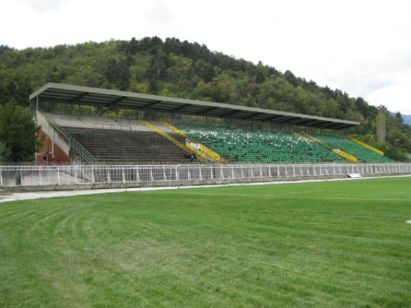 Stadion pod Tumbe Kafe, Bitola