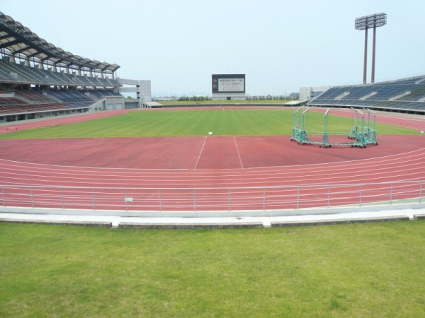 Marugame Stadium, Marugame