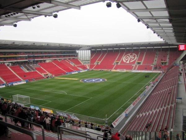 Coface Arena, Mainz