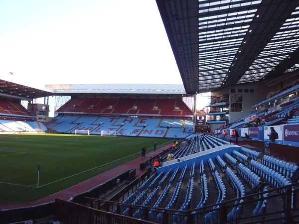 Villa Park, Birmingham