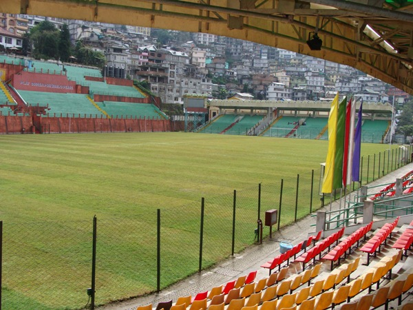 Paljor Stadium, Gangtok, Sikkim