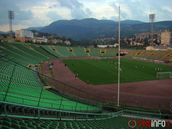 Olimpijski Stadion Asim Ferhatovi Hase, Sarajevo