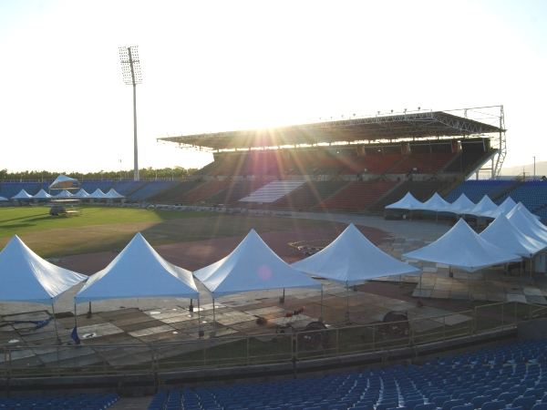 Hasely Crawford Stadium, Port of Spain
