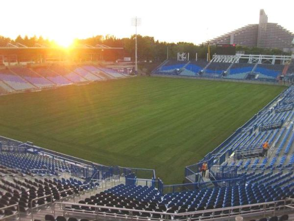 Stade Saputo, Montreal, Quebec