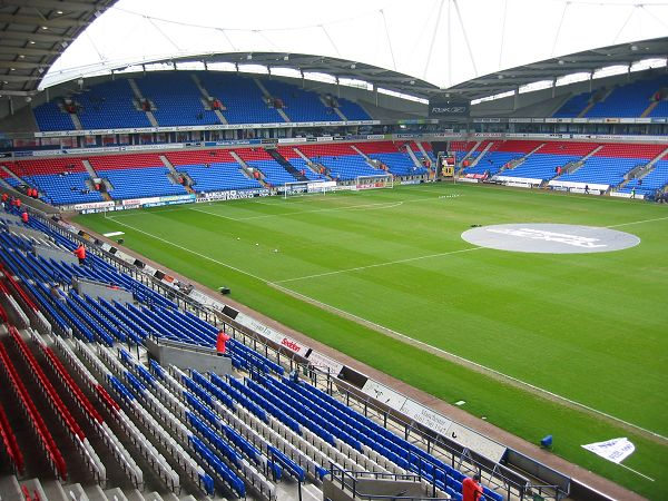 Reebok Stadium, Bolton