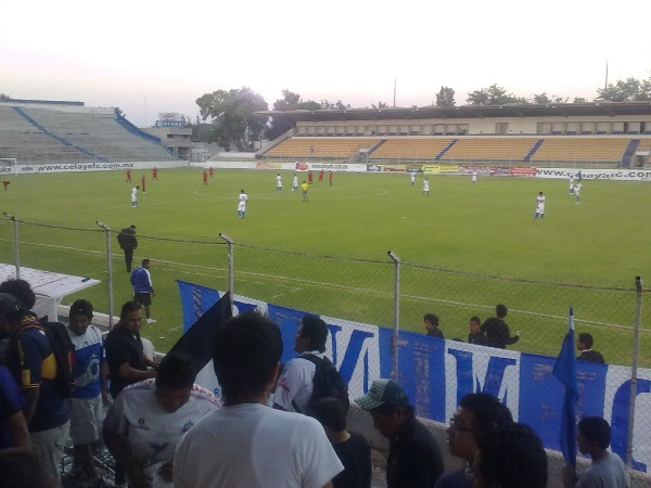Estadio Miguel Alemn Valds, Celaya
