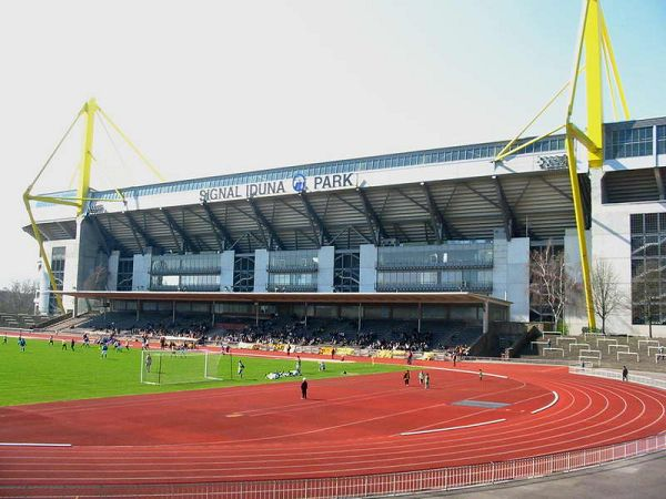 Stadion Rote Erde, Dortmund