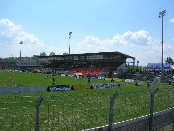 Stdtisches Jahnstadion, Regensburg