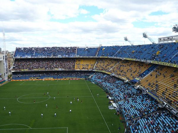 Estadio Alberto Jacinto Armando, Ciudad de Buenos Aires