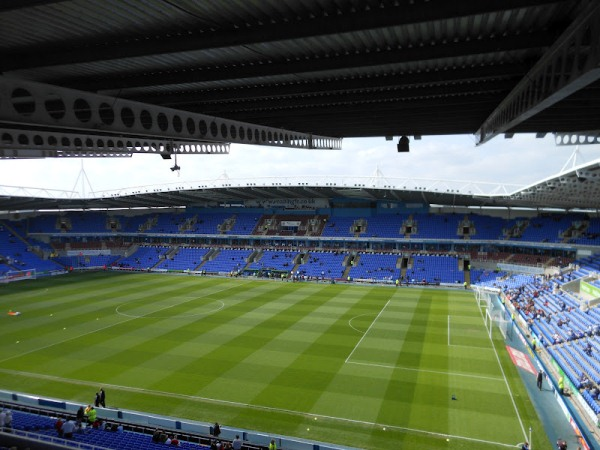 Madejski Stadium, Reading