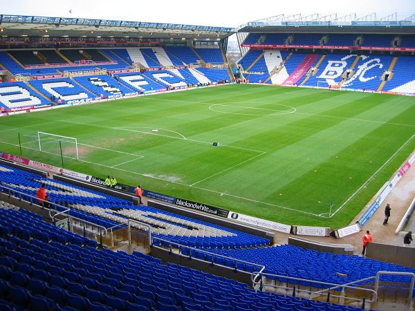 St. Andrew's Stadium, Birmingham