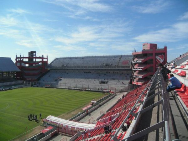 Estadio Libertadores de Amrica, Avellaneda, Provincia de Buenos Aires