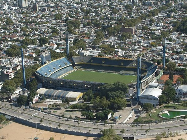 Estadio Dr. Lisandro de la Torre, Rosario, Provincia de Santa Fe