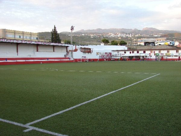 Estadio Juanito Marrero, Las Zocas (Tenerife)